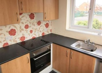 Thumbnail 3 bedroom flat to rent in Fairfield Close, Castleford
