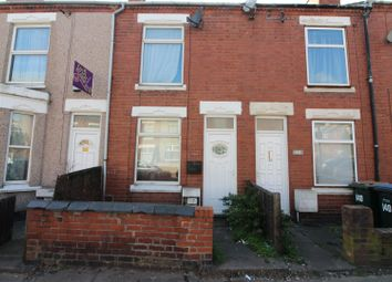 Thumbnail 2 bed terraced house to rent in St. Georges Road, Coventry