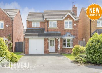 Thumbnail 3 bed detached house for sale in Tai Maes, Mold