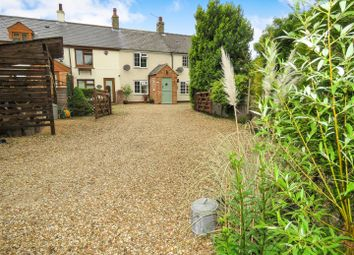 Thumbnail 2 bed terraced house for sale in Newtown, Hail Weston, St. Neots