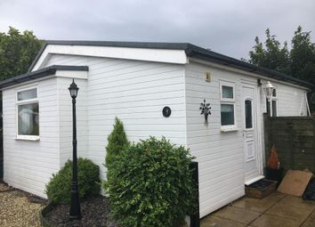 Thumbnail 1 bed mobile/park home for sale in Larbreck Gardens, Great Eccleston, Preston, Lancashire