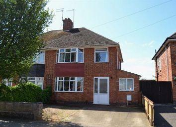 Thumbnail 3 bedroom semi-detached house for sale in Friars Avenue, Delapre, Northampton