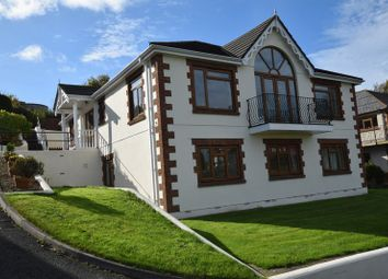 Thumbnail 5 bed detached house for sale in Pendruccombe Gardens, Tavistock Road, Launceston