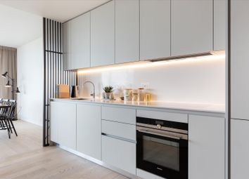 Thumbnail 2 bed flat for sale in 56 Duo Tower, Anthology Hoxton Press, Penn Street, London