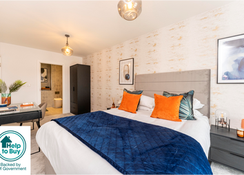 Thumbnail 2 bed flat for sale in Cover Court, Southall