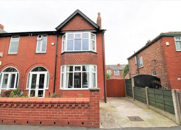 3 bed semi-detached house for sale in Leighton Road, Old Trafford, Manchester M16