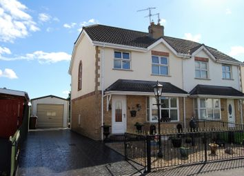 Thumbnail 3 bed semi-detached house for sale in Carrigart Manor, Craigavon