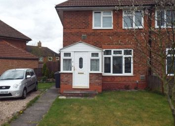 Thumbnail 2 bedroom semi-detached house to rent in Betley Grove, Birmingham