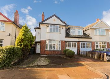 Thumbnail 4 bed semi-detached house for sale in Clarefield Road, Leicester