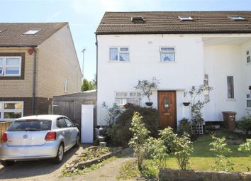Thumbnail 5 bedroom semi-detached house for sale in Norwich Road, Northwood