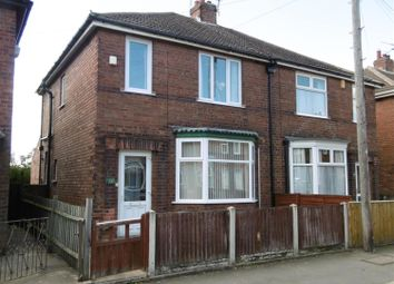 Thumbnail 3 bed semi-detached house for sale in Alfred Street, Gainsborough
