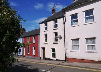 Thumbnail 3 bed end terrace house for sale in Castle Street, Narberth, Pembrokeshire