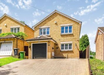 Thumbnail 4 bed detached house for sale in Lusted Hall Lane, Tatsfield, Westerham, Surrey