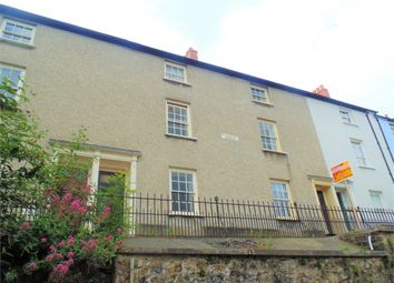 Thumbnail 3 bed town house for sale in 5 Gloucester Terrace, Haverfordwest, Pembrokeshire