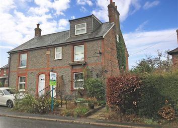 Thumbnail 3 bed semi-detached house for sale in Ringles Cross, Uckfield, East Sussex