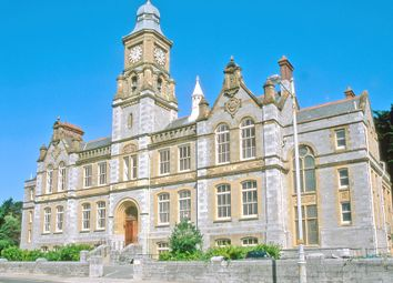 Thumbnail 1 bed flat for sale in The Victoria, Paradise Road, Stoke, Plymouth