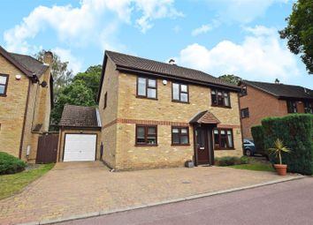 Thumbnail 4 bedroom detached house for sale in Barncroft Drive, Hempstead, Gillingham
