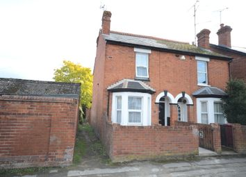 Thumbnail 2 bedroom semi-detached house for sale in Shaftesbury Road, Reading