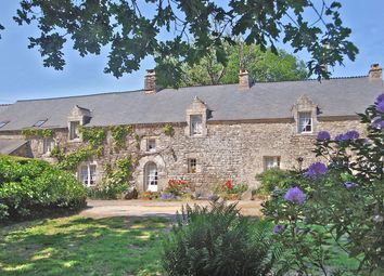 Thumbnail 4 bed property for sale in Saint-Servais, Limerzel, France