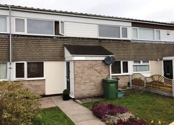 Thumbnail 3 bed terraced house to rent in Berwicks Lane, Marston Green, Birmingham