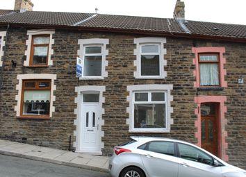Thumbnail 3 bed terraced house to rent in Graig Street, Pontygwaith