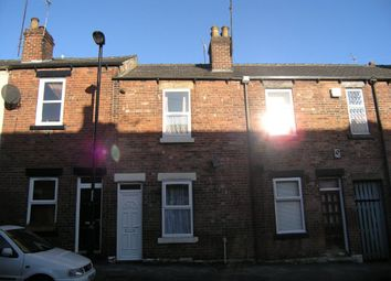 Thumbnail 1 bed terraced house to rent in Popple Street, Sheffield