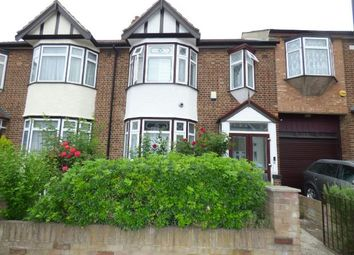 Thumbnail 3 bed terraced house for sale in Warboys Crescent, London