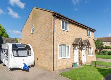 Thumbnail 3 bed semi-detached house for sale in Wigg Road, Fakenham