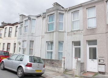 Thumbnail 3 bedroom terraced house for sale in Collingwood Avenue, Prince Rock, Plymouth
