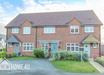 Thumbnail 2 bed terraced house for sale in Clayton Road, Buckley