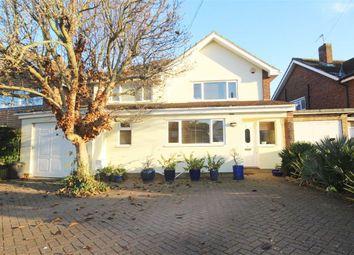 Thumbnail 4 bed detached house for sale in Saxonbury Avenue, Sunbury-On-Thames