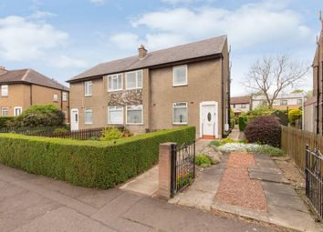 Thumbnail 2 bedroom flat for sale in 229 Broomfield Crescent, Edinburgh
