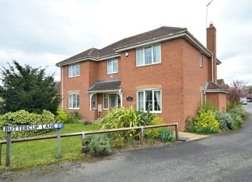 Thumbnail 5 bed detached house for sale in Buttercup Lane, West Lynn, King's Lynn