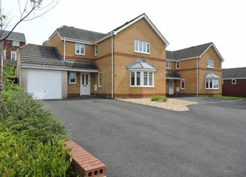 Thumbnail 4 bed detached house for sale in Parc Gilbertson, Gelligron, Pontardawe, Swansea