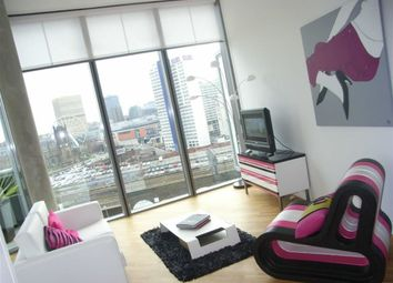 Thumbnail 1 bed flat to rent in Abito Plus, Manchester City Centre, Salford