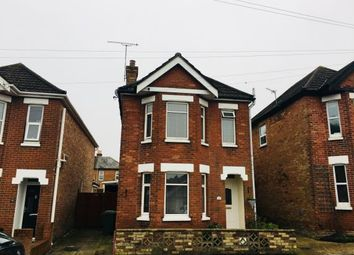 Thumbnail 3 bedroom detached house for sale in Recreation Road, Parkstone, Poole
