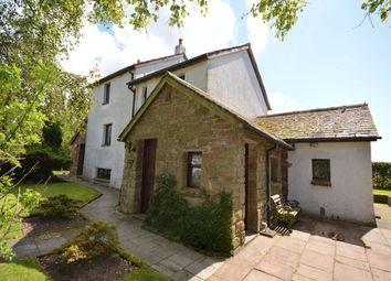 Thumbnail 4 bed detached house for sale in Dixon Hill, Calderbridge, Seascale