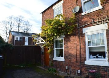 Thumbnail 2 bed end terrace house for sale in Townfields, Lichfield, Staffordshire