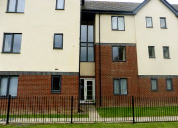 Thumbnail 2 bed flat for sale in Kirkistown Close, Rugby