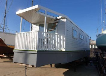 Thumbnail 1 bed houseboat for sale in Vicarage Lane, Port Werburgh, Hoo, Rochester