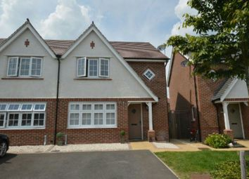 Thumbnail 3 bed semi-detached house for sale in Elizabeth Close, Countesthorpe, Leicester