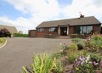 Thumbnail 2 bed detached bungalow for sale in Consall, Staffordshire