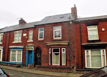 Thumbnail 4 bed terraced house for sale in Holt Street, Hartlepool