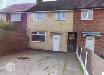 Thumbnail 3 bed terraced house for sale in Windermere Road, Farnworth, Bolton