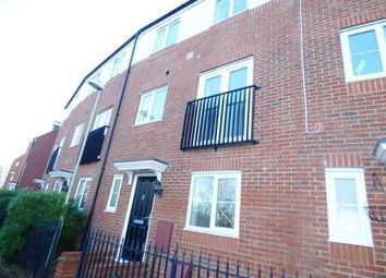 Thumbnail 4 bed town house to rent in Old Spot Walk, Longhorn Avenue, Gloucester