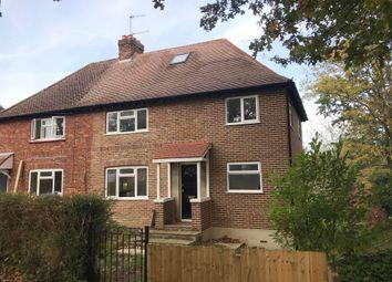 Thumbnail 4 bed semi-detached house for sale in 14 Chequers Hill, Bough Beech, Edenbridge, Kent