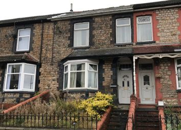 Thumbnail 3 bed terraced house for sale in Naldera, Libanus Road, Ebbw Vale, Blaenau Gwent
