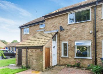 Thumbnail 3 bed terraced house for sale in Edinburgh Drive, St. Ives, Huntingdon