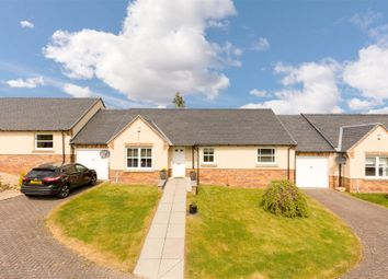 Thumbnail 3 bed bungalow for sale in Lindsay Circus, Rosewell, Midlothian