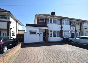 3 bed end terrace house for sale in Elmore Road, Luton LU2